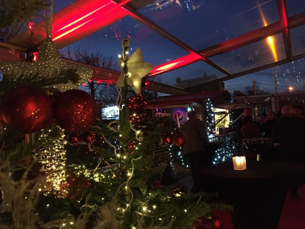Ambiance de Noël Chez M