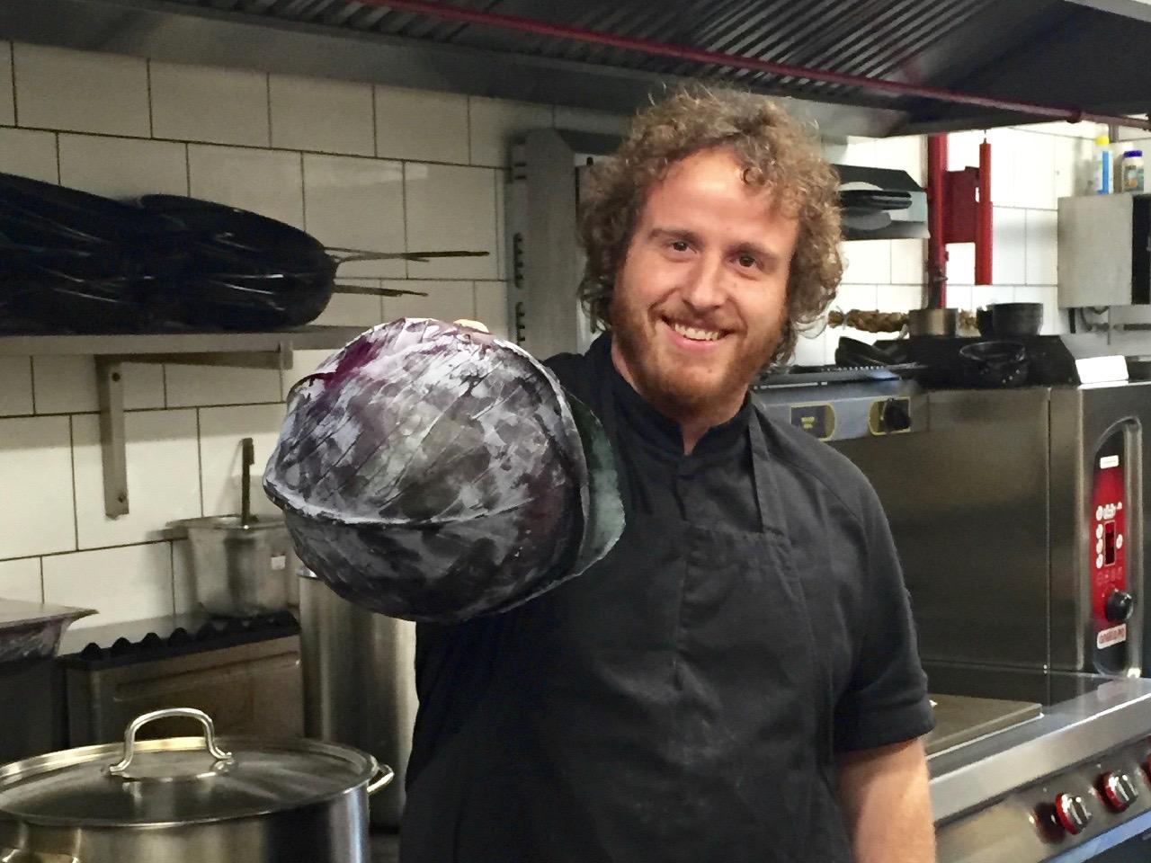 Notre cuisinier Chez M : Geoffrey Thielen