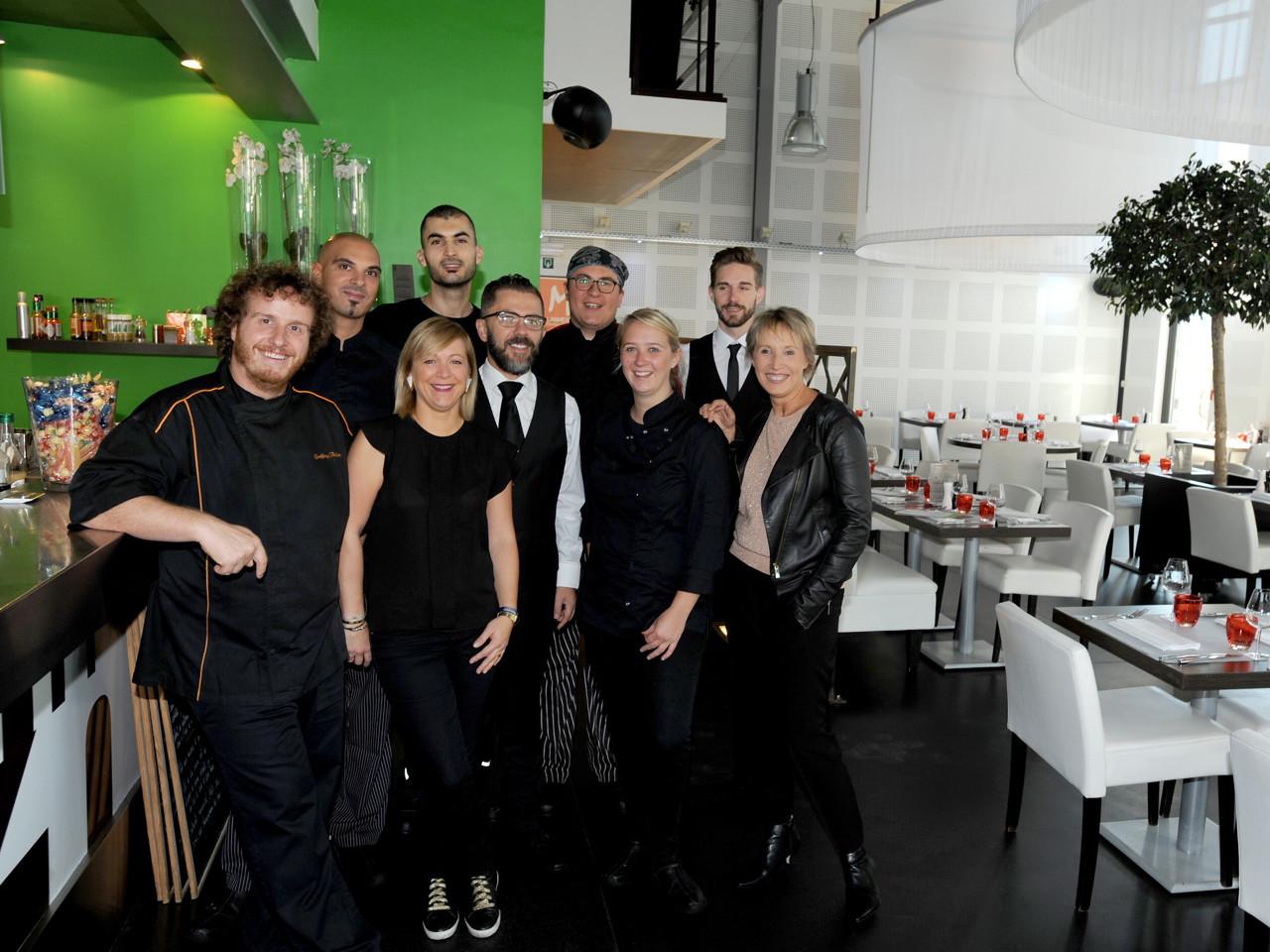 L'équipe de Chez M