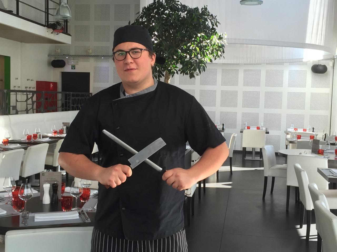 Notre cuisinier Chez M : Mathias Rothenflug