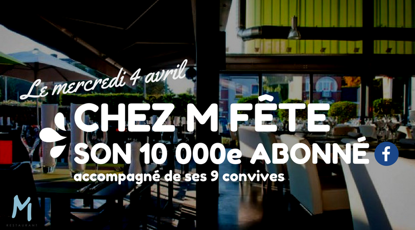 Interview d'Anthony, le 10000e abonné Facebook