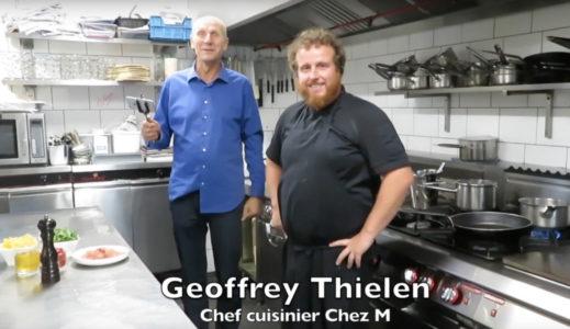 La recette 01 - Chez M