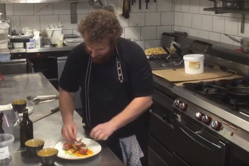 La recette : Bonbons de Saint-Jacques au jambon de Parme